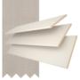 Maine 50 Ivory - 50mm Slat Wooden Venetian Blind Vapour Tape