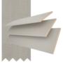 Maine 50 Light Grey - 50mm Slat Wooden Venetian Blind Solis Tape
