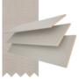 Maine 50 Light Grey - 50mm Slat Wooden Venetian Blind Vapour Tape