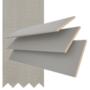 Maine 50 Mid Grey - 50mm Slat Wooden Venetian Blind Solis Tape