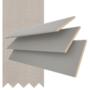 Maine 50 Mid Grey - 50mm Slat Wooden Venetian Blind Vapour Tape