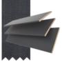 Maine 35 Slate Grey - 35mm Slat Wooden Venetian Blind with Dusk Tape