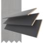 Maine 50 Slate Grey - 50mm Slat Wooden Venetian Blind Shadow Tape