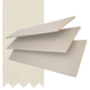 Maine 50 Stone - 50mm Slat Wooden Venetian Blind Linen Tape