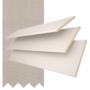 Maine 50 White - 50mm Slat Wooden Venetian Blind Vapour Tape