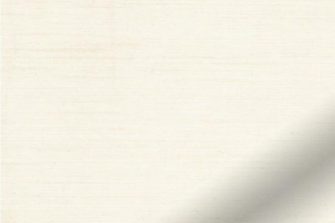 Matilda White Shimmer - Faux Silk Blackout Roller Blind