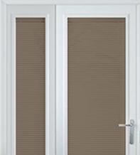 Precision Metallic Brown – 25mm Slat Venetian Perfect Fit Blind