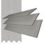 Charisma 35 MG Fine Grain - 35mm Slat Faux Wood Blind Lunar Tape