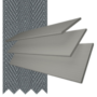 Charisma 35 MG Fine Grain - 35mm Slat Faux Wood Blind Slate Tape