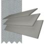 Charisma 35 MG Fine Grain - 35mm Slat Faux Wood Blind Steel Tape