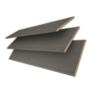 Morgan Flint Grey Oak - 50mm Slat Wooden Blind Oak Wood Finish