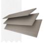 Morgan 50 Grey Oak - 50mm Slat Wooden Blind Cotton Tape