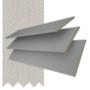 Morgan 50 Smoke - 50mm Slat Wooden Blind Dove Tape