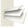 Morgan 35 White - 35mm Slat Wooden Blind Barley Tape
