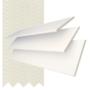 Morgan 50 White Gloss - 50mm Slat Wooden Blind Barley Tape