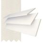 Morgan 50 White Gloss - 50mm Slat Wooden Blind Vanilla Tape