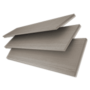 Morgan Grey Oak - 50mm Slat Wooden Blind Oak Wood Finish