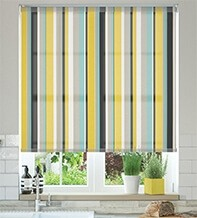Niamh Yellow - Roller Blind