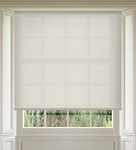 Panama Champagne - Patterned Roller Blind