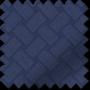 Panama Navy Blue - Patterned Roller Blind