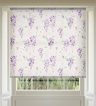 Precious Blush - Patterned Roller Blind