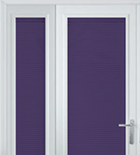Precision Matt Purple – 25mm Slat Venetian Premium Perfect Fit Blind