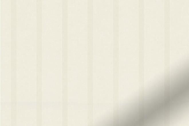 Stripe Ivory - Sheer Voile Roller Blind