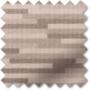 Urban Soft Grey - Horizontal Pattern Blackout Roller Blind