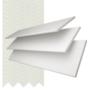 Charisma 35 White Fine Grain - 35mm Slat Faux Wood Blind with Chalk Tape
