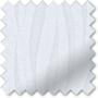 Zeno White - Sheen Shadow Pattern Blackout Roller Blind