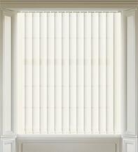 Amber Ivory - Textured Vertical Blind