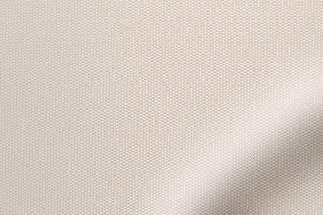 Esme White - Hand Weave Look Blackout Roller Blind