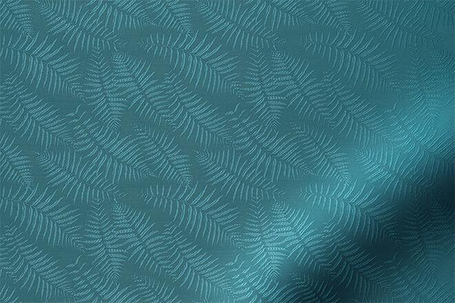 Fern Gold - Patterned Vertical Blind