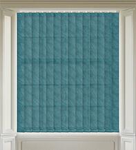 Fern Green - Patterned Vertical Blind