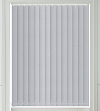 Pearl Silver - Blackout Vertical Blind