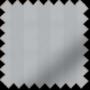 Abbie Light Grey - Textured Stripe Blackout Roller Blind