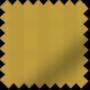 Abbie Mustard - Textured Stripe Blackout Roller Blind