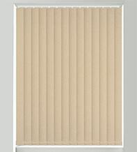 Canvas Gold - Textured Vertical Blind
