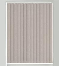 Canvas Beige - Textured Vertical Blind
