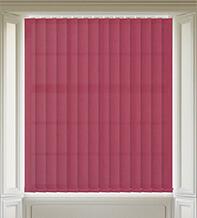 Dusk Pink - Textured Vertical Blind