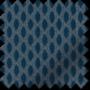 Hive Navy - Patterned Vertical Blind