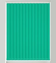 Natalie Seafoam Green - Blackout Vertical Blind