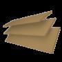 New England Golden Oak - 50mm Slat Faux Wood Blind
