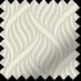 Tidal Cream - Patterned Vertical Blind